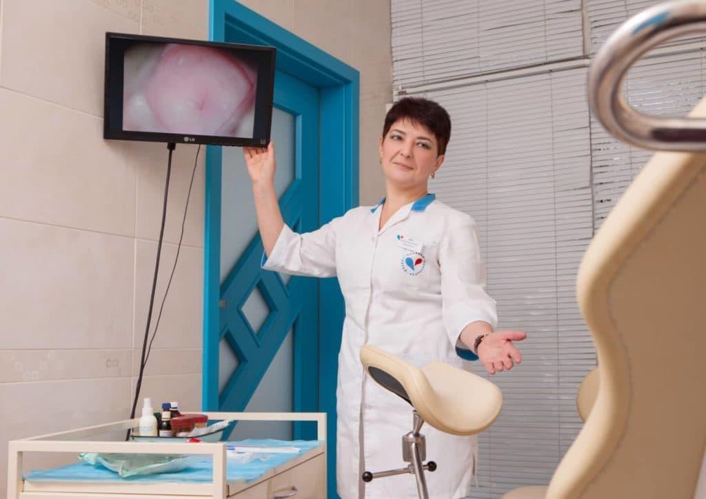 Как проходит прием у гинеколога?