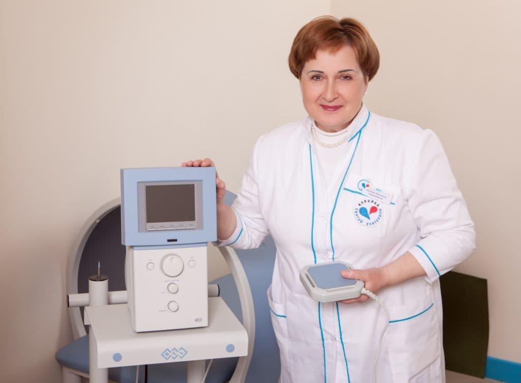 Физиопроцедуры Одессе